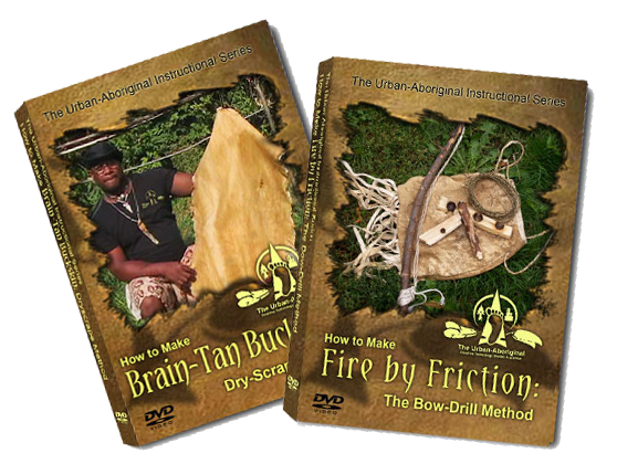 Fire-by-Friction: The Bow-Drill Method DVD